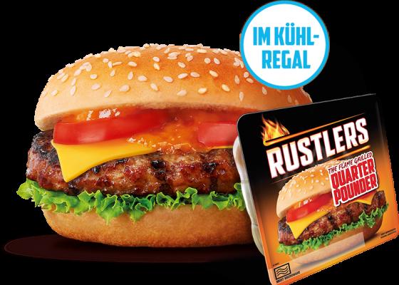 Rusterls Burger Feature
